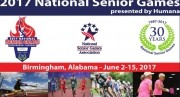 2017 National Senior Games Results