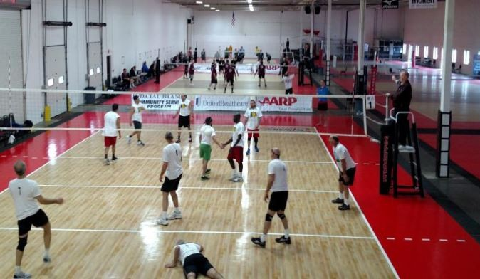 2017 Volleyball Tournament