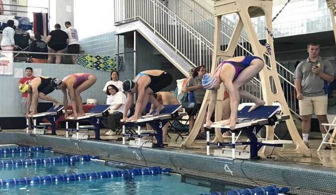 Swim Meet - USMS Sanctioned