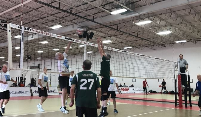2018 Volleyball Tournament