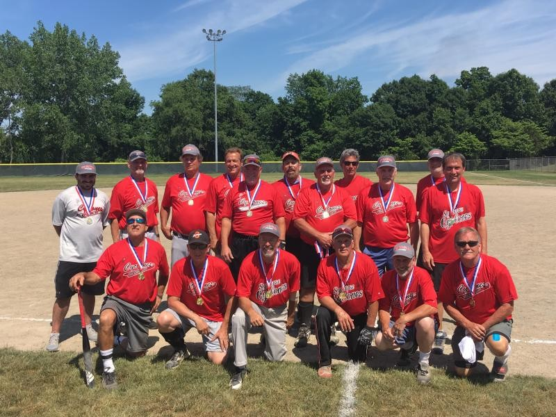 Softball   Connecticut Masters Games